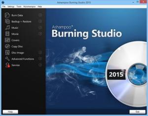 Ashampoo Burning Studio 2015 v1.15.0.16 Final
