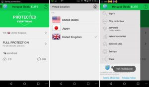 Hotspot Shield Elite VPN 3.1 Modded Full APK