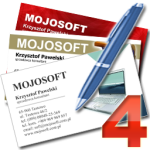 Mojosoft BusinessCards MX v4.93 Full Serial
