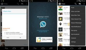 Whatsapp+ Plus 6.50 Cracked modded Full Apk