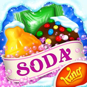 Soda Candy Crush Saga