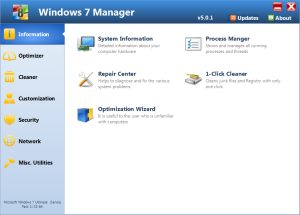Windows 7 Manager 5.0.4 Final Full  1