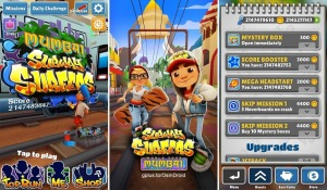 Subway Surfers 1.36.0 India Mumbai 2  Mod (Modded)