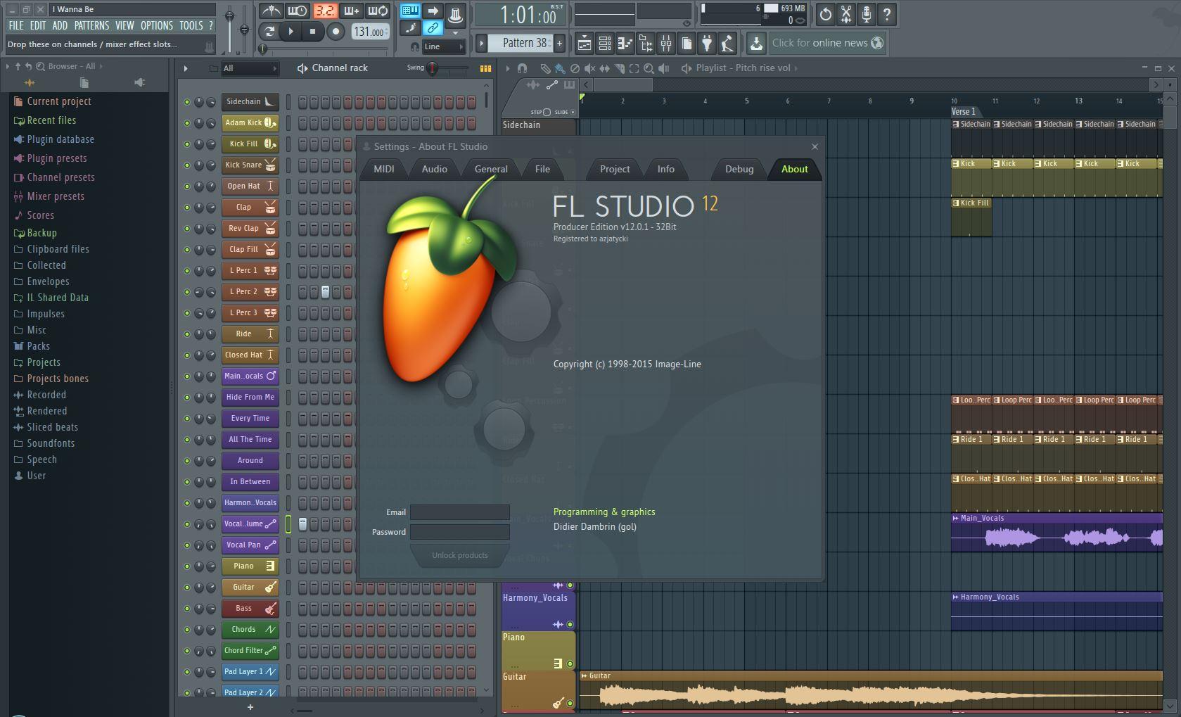 fl studio 12 crack kuyhaa