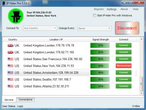 IP Hider Pro 5.3.0.1 + Crack