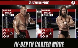 WWE 2K v1.0.8041 Full APK 3