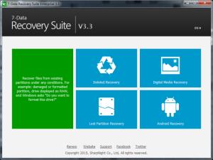 7 Data Recovery 3.3 Enterprise Full Serial