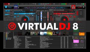 Virtual DJ PRO v8.0.2265 + PlugIns Full Crack